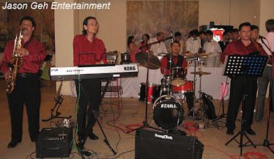 Jazz Band in Malaysia