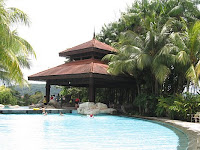 The resort where the event was held