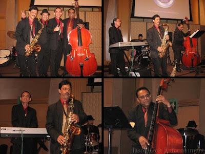 Live Music Entertainment by JaysJam! quartet