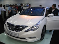 the Hyundai Sonata