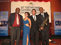 Jazz Band and Singer from Jason Geh Entertainment