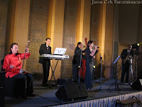 Jason Geh Live Band performing at the event