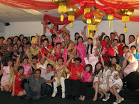A fun photo of the Hing Yiap Group