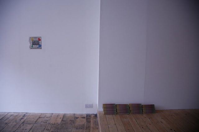 Young Adam Thomas Installation View, 2008