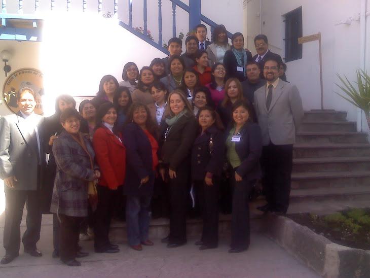Curso de Actualización en Conciliación - Cusco, junio 2010