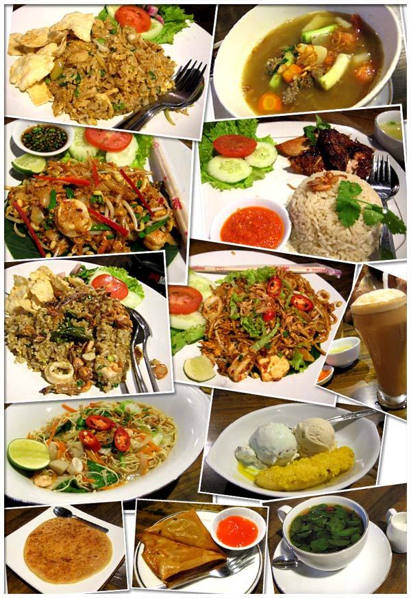 hidangan makanan