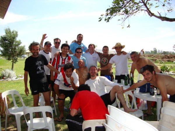 Tarde en Paso de los Libres. Regional 2009