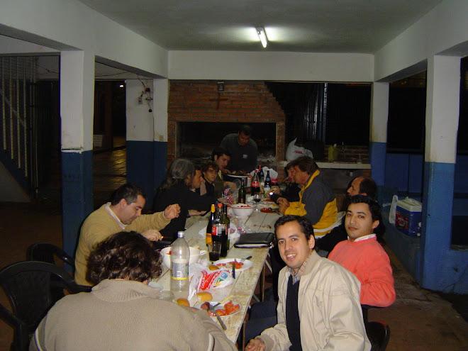 """""""El asadito D los Jueves"""""""