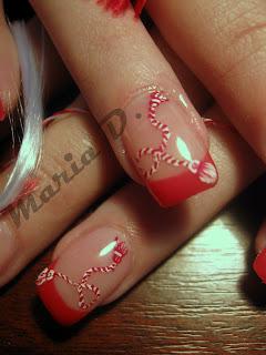 Shiny Nails By Maria D Martisor