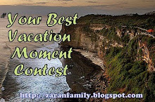 Your Best Vacation Moment Contest