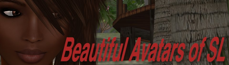 Beautiful Avatars of SL