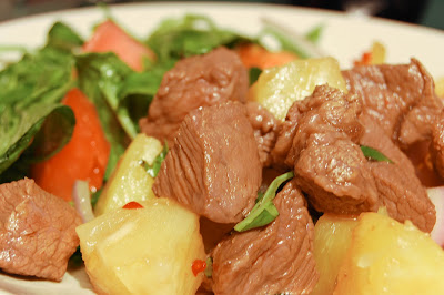 Shaking Beef – Vietnamese Bo Luc Lac