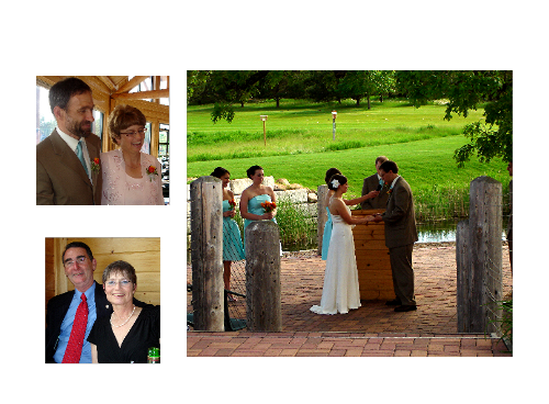 Becki & Matt's Wedding