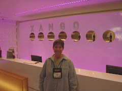 Me in XanGo's New Corporate Office Lobby