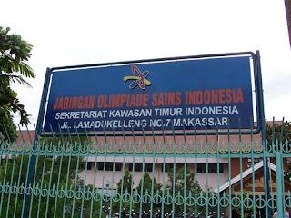 lembaga olimpiade indonesia
