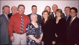 2008 Mount Olive Chamber of Commerce Board Members