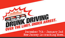 Drunk Driving in New Jersey
