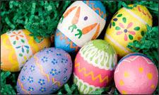 Mount Olive Kiwanis Easter Egg Hunt