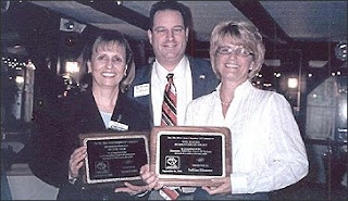 2008 Mount Olive Chamber Award