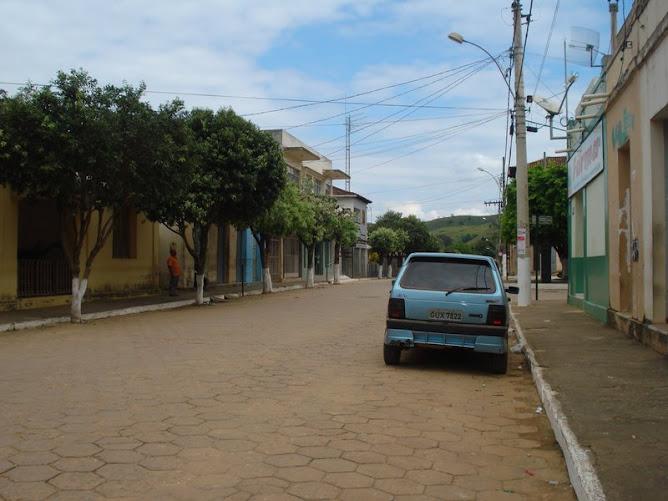 Avenida Geraldo de Barros - da Prefeitura para o lado do Posto do Beto