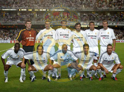 real madrid 2011 team picture. Real Madrid (2)