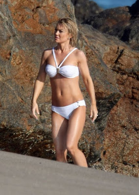 Kelly Carlson bikini body winner