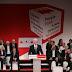 Χαιρετισμός του Παπανδρέου στη συνάντηση των ηγετών του ευρωπαικού  σοσιαλιστικού κόμματος στην Τουλούζη.