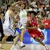 Στον τελικό ο Παναθηναικός νικώντας με ένα καλάθι τον Ολυμπιακό.