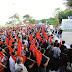 """ΚΚΕ για """"εξαφάνιση"""" διαδήλωσης ενάντια στη Λέσχη Μπίλντερμπεργκ από τα """"αστικά ραδιοτηλεοπτικά μέσα""""."""