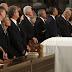 Ο πρόεδρος Ομπάμα,τρεις πρώην πρόεδροι και πλήθος ανθρώπων παρευρέθηκαν στην κηδεία του Έντουαρντ Κένεντι