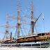 Στο λιμάνι της πόλης του Ηρακλείου βρίσκεται το γόητρο του ιταλικού πολεμικού ναυτικού, το ιστιοφόρο «Amerigo Vespucci»