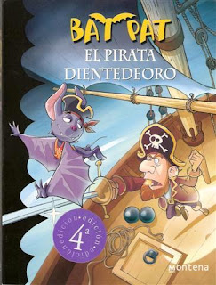 Bat Pat. El pirata Dientedeoro BAT+PAT,+EL+PIRATA+DIENTE+DE+ORO