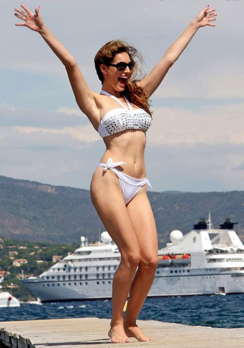 Kelly Brook Model Holliwood Celebrities Bikini Hottes 1