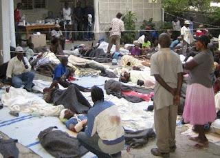 Haití y los medios