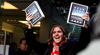Todos tras el iPad