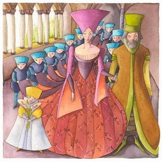 De cuentos a textiles