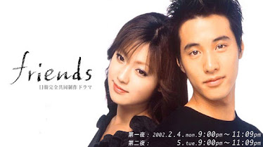 Friends-korea & japan drama