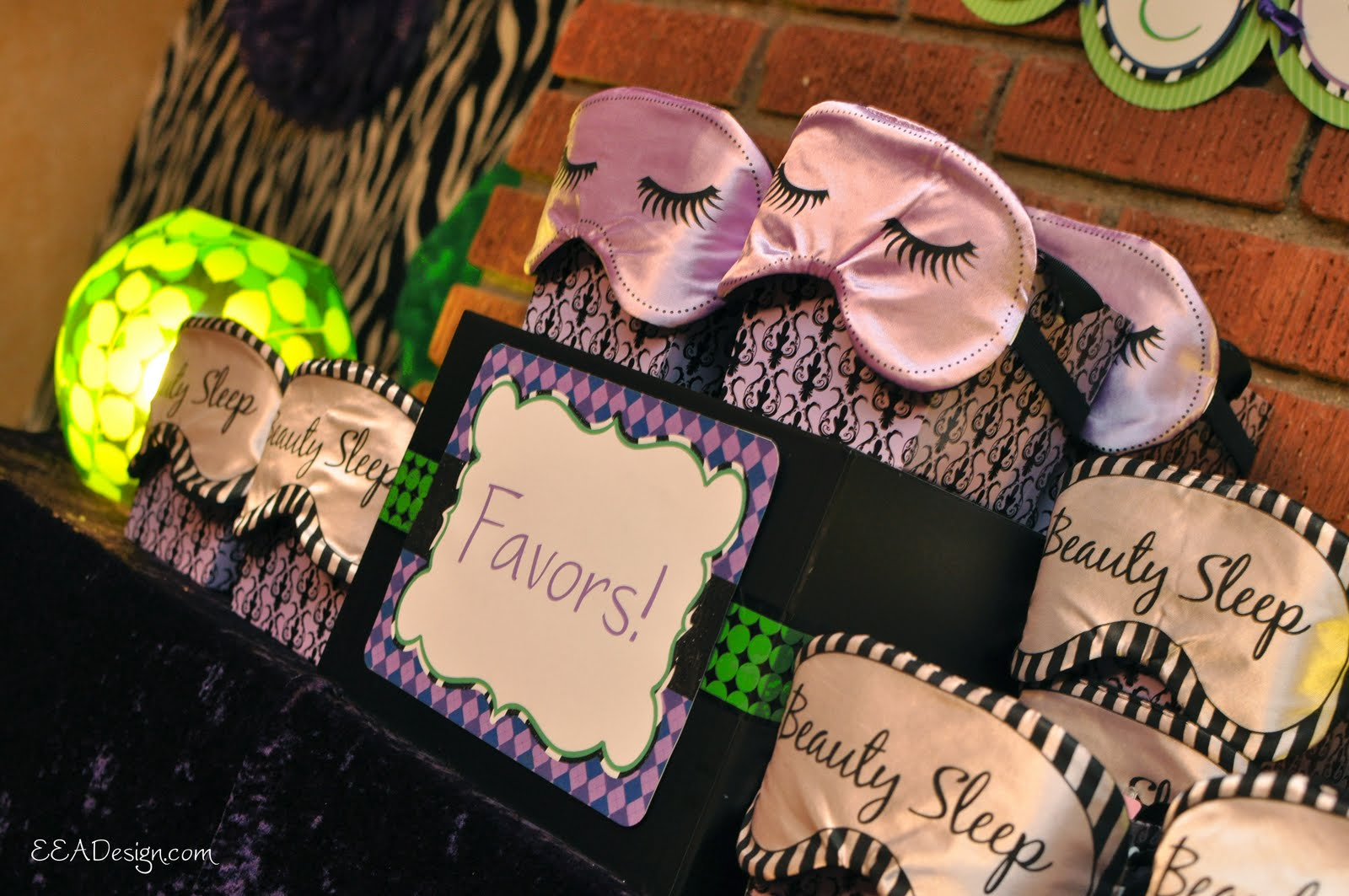 Enchanted Events Design Event Recap Zzzebra 33rd Birthday