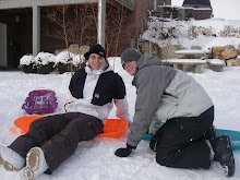 Fun Time Sledding!