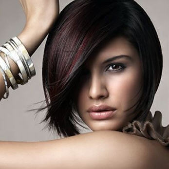 We bring forward variation and tantalizing look in 2010 hair colour trends.