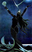 Salve a Rainha do Mar!!