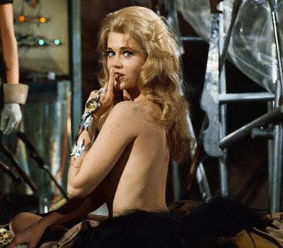 Jane Fonda Barbarella picture