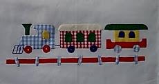 keretapi comel