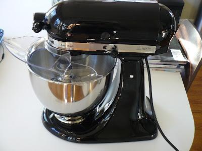 kitchen aid svart