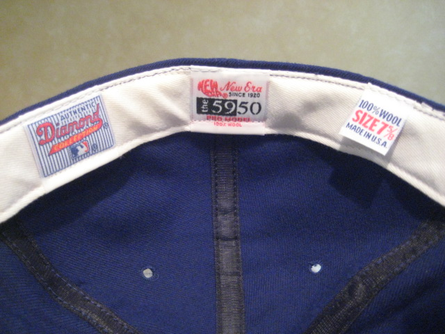 1994 – 1996  Now the exclusive supplier of MLB ballcaps 21653d9b0c89