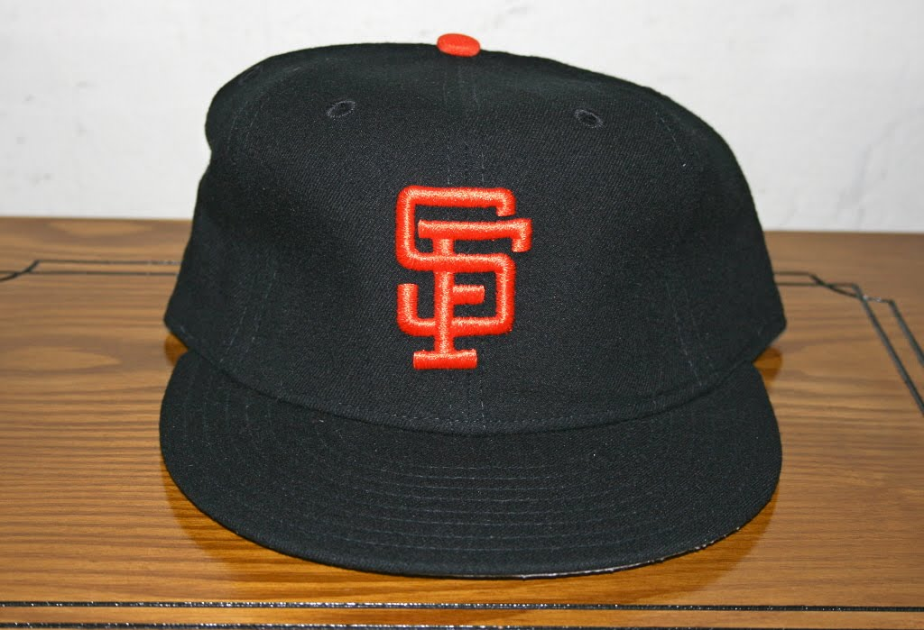 4fd4d45c9 The Ballcap Blog  Team Cap History  The San Francisco Giants