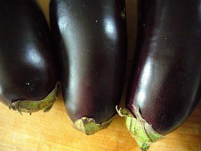 Baba Ganouj (Eggplant Dip)