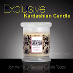 Kardashion Candle