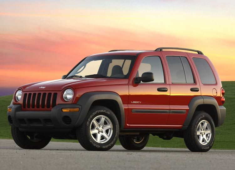 the poor car reviewer 2007 jeep liberty. Black Bedroom Furniture Sets. Home Design Ideas