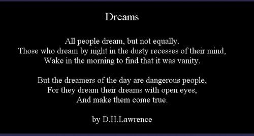 essay on nightmares
